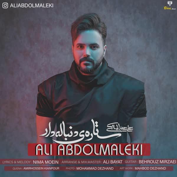 دانلود آهنگ ستاره ی دنباله دار از علی عبدالمالکی