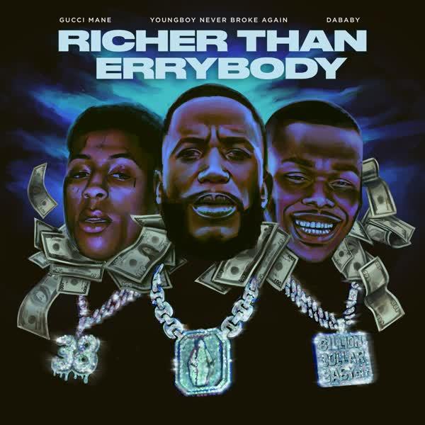 دانلود آهنگ Richer Than Errybody از Gucci Mane
