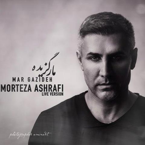 دانلود آهنگ گل رز از مرتضی اشرفی (اجرای زنده)