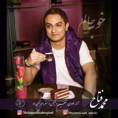دانلود آهنگ خوبه حالم از محمد فتاح