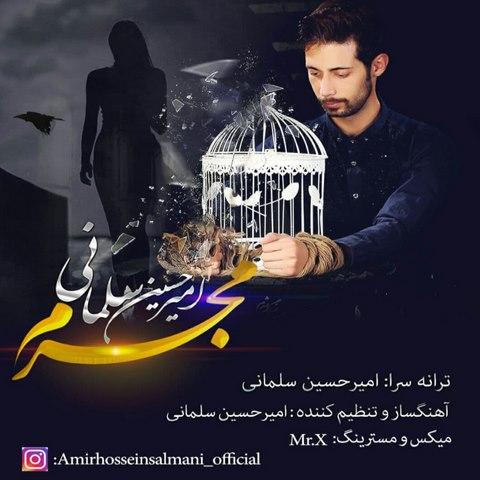 دانلود آهنگ مجرم از امیرحسین سلمانی