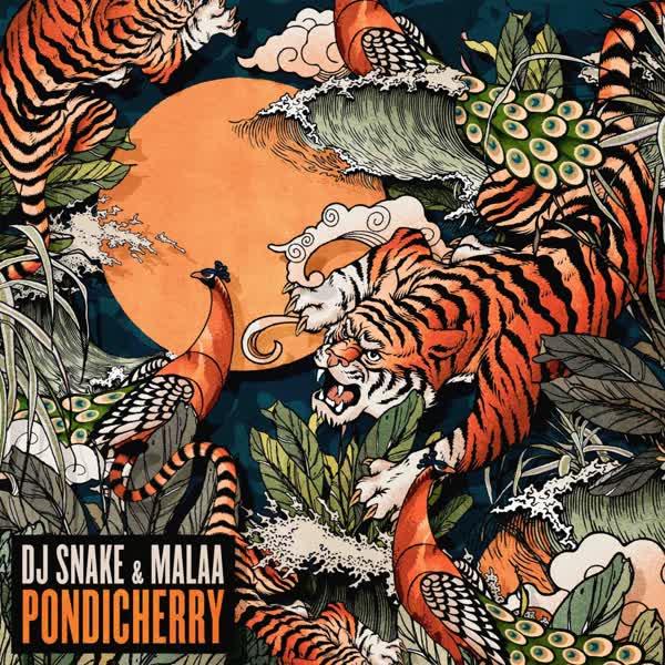 دانلود آهنگ Pondicherry از DJ Snake Ft Malaa
