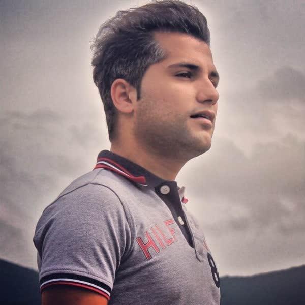 دانلود آهنگ عشق یعنی از احمد سعیدی (بی کلام)