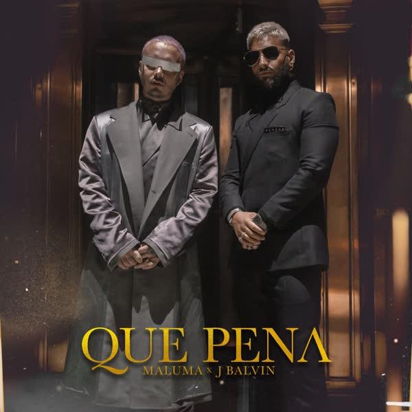 دانلود آهنگ Que Pena از Maluma Ft J Balvin