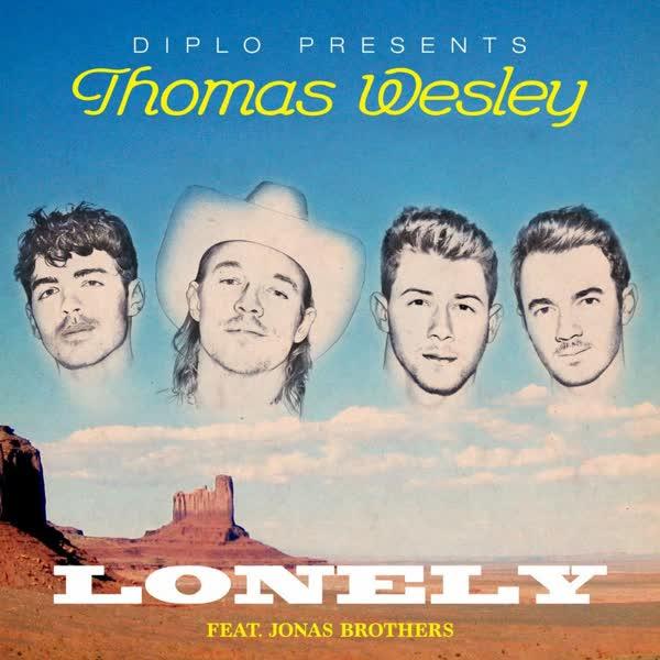 دانلود آهنگ Lonely از Diplo Ft Jonas Brothers