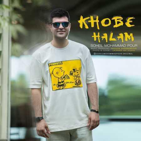 دانلود آهنگ خوبه حالم از سهیل محمدپور