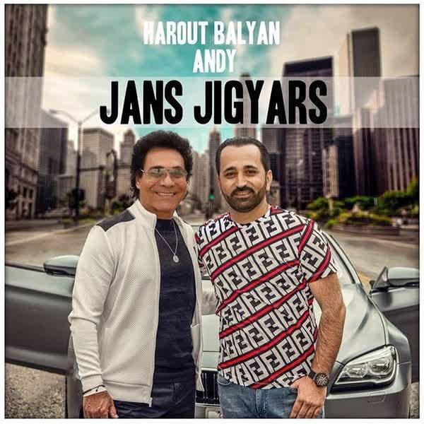 دانلود آهنگ Jans Jigyars از اندی