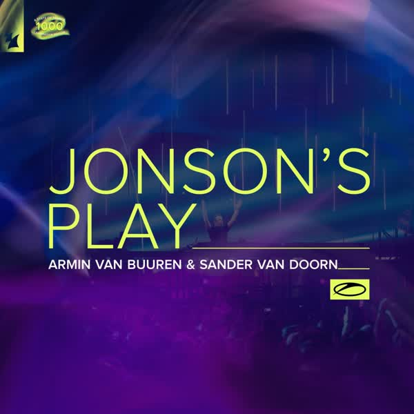 دانلود آهنگ Jonsons Play از Armin Van Buuren Ft Sander van Doorn