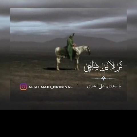 دانلود آهنگ کربلانین شاهی از علی احمدی
