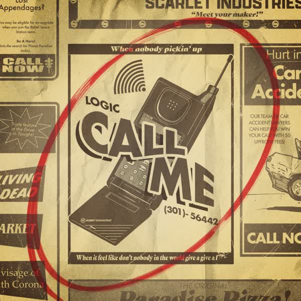 دانلود آهنگ Call Me از Logic
