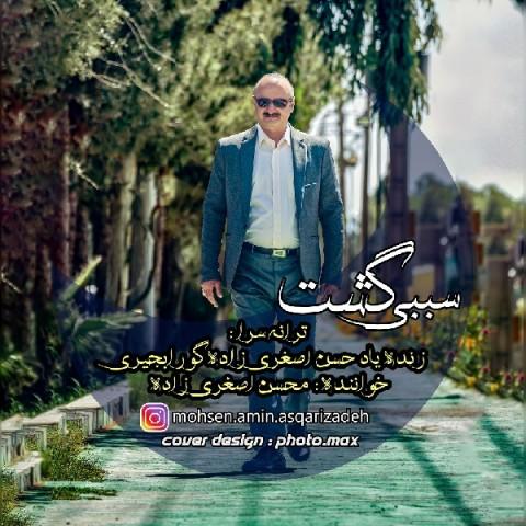 دانلود آهنگ سببی گشت از محسن اصغری زاده