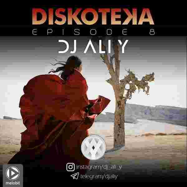 دانلود ریمیکس دیسکوتکا 8 از دی جی علی وای