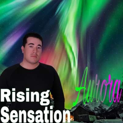 آهنگ بی کلام جدید Rising Sensation از اهورا