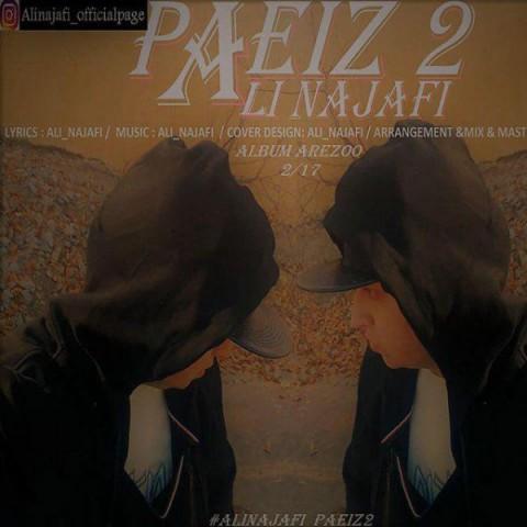 دانلود آهنگ پاییز 2 از علی نجفی